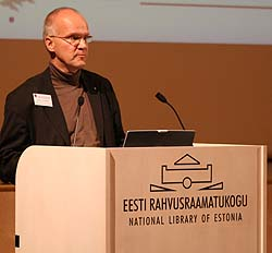 Professor Eero Hyvonen of Helsinki University of Technology
